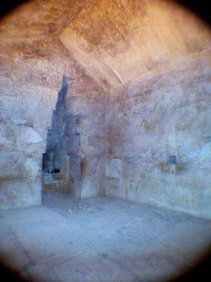 Grande Piramide, Egitto, Giza, porte segrete