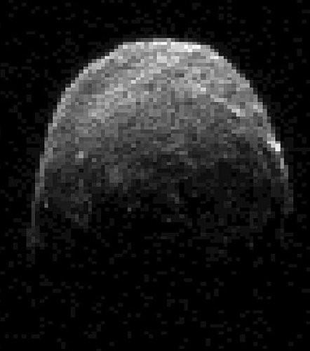 Asteroide 2005 YU55